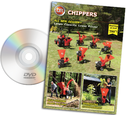 DR chippers Catalog Cover
