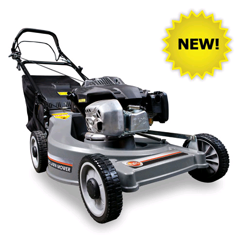 DR Introduces Ridiculously Durable Self-Propelled Lawn Mower