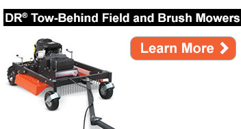 DR Tow-Behind Field and Brush Mowers