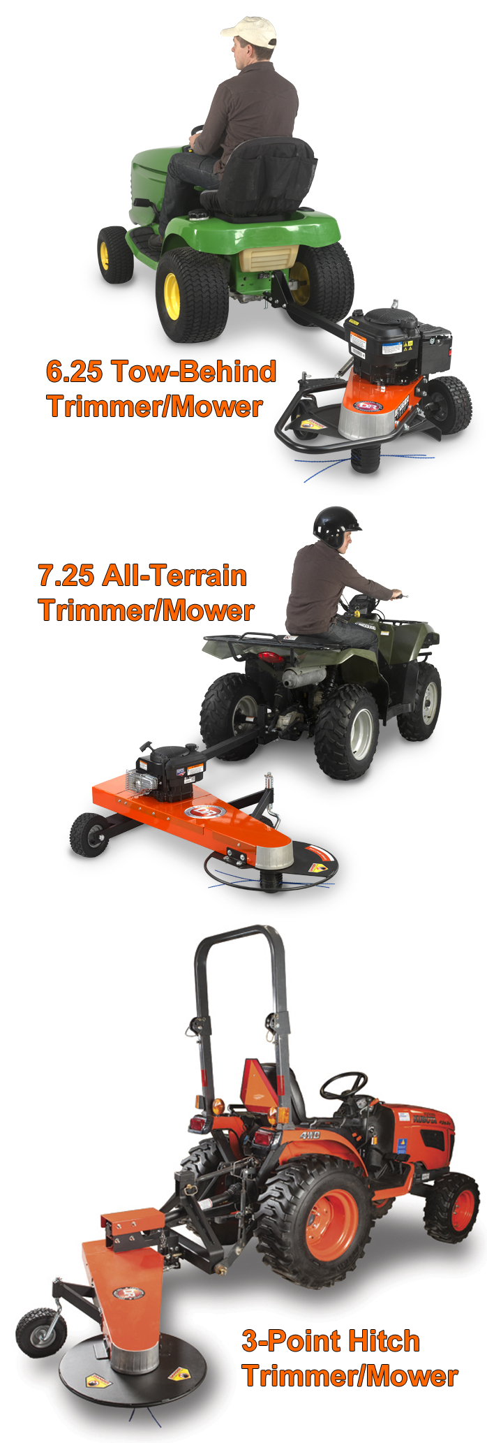 Which Tow-Behind String Trimmer is Best for Me? - DR's