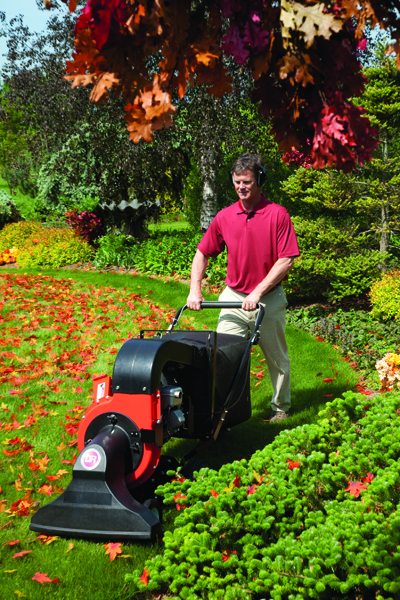 4 Ways A Leaf Vacuum Can Help With Spring Cleanup Dr S