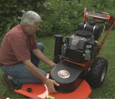 How to Install DR Brush Mower Attachments - DR's Country