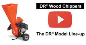 Video - View the DR Wood Chipper line-up!
