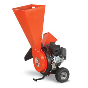 The DR 9.5 Wood Chipper Shredder