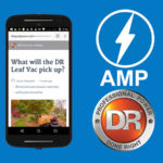 AMP - Accelerated Mobile Pages, DONE RIGHT