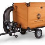 The new DR PILOT Leaf and Lawn Vacuum